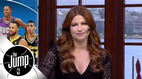rachel nichols on jalen vs everybody rachel nichols steph curry s impact greater than awards