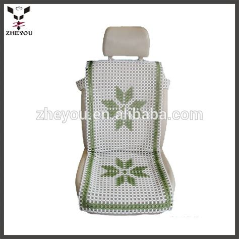 car marble bead seat made marble beaded car seat cushion cover buy