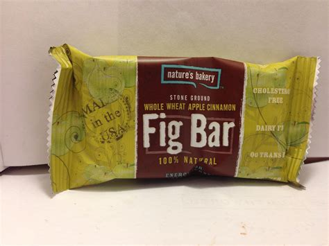 Nature 39 S Bakery Whole Wheat Fig Bar Raspberry Box Of 6 review nature s bakery ground whole wheat apple