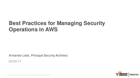 Best Home Security Practices Lovetoknow Best Practices For Managing Security Operations In Aws