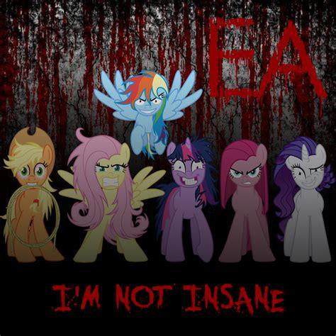 image insanity png my little pony fan labor wiki