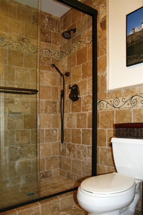 different tiles for bathroom travertine shower tile design very different than the