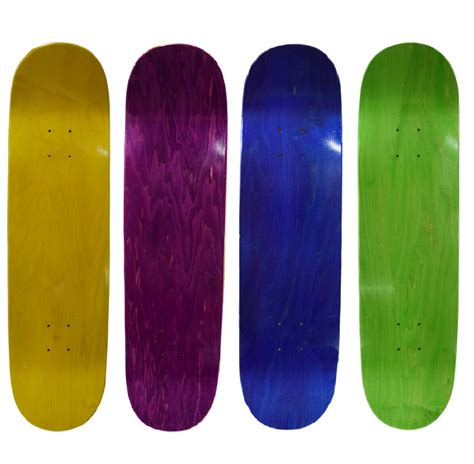Skateboard Maple professional customized canadian maple complete