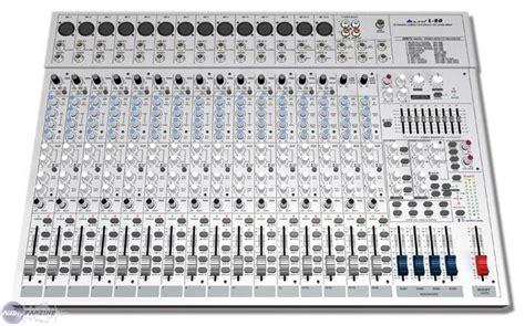 Mixer Alto L20 alto professional l20 image 377380 audiofanzine