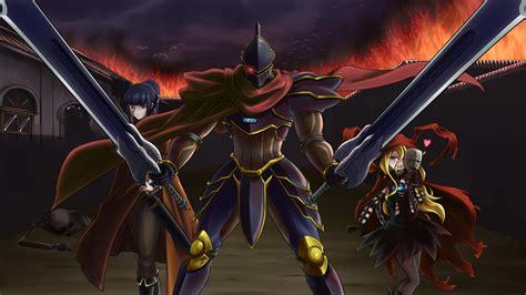 imagenes anime overlord overlord full hd fondo de pantalla and fondo de escritorio