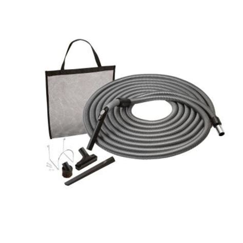 nutone car care central vacuum system attachment set cs100