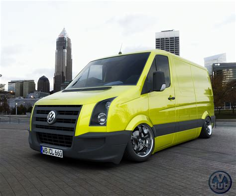 volkswagen crafter vw crafter technical details history photos on better