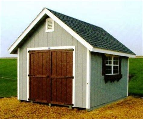 12 By 12 Shed 12 215 12 Garden Shed Plans Blueprints For A Durable Wooden Shed