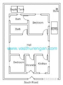 south facing house plans vastu floor plan for south facing plot