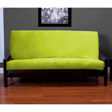 green futon cover posh apple green futon cover dcg stores