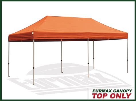 10 X 10 Replacement Canopy Top by Eurmax 10x20 Replacement Canopy Top Eurmax