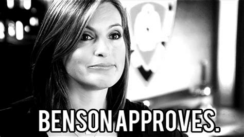 Benson Meme - law and order svu gif find share on giphy