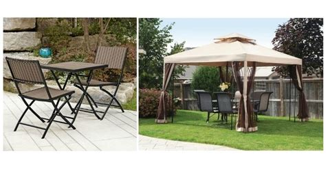 Walmart Patio Umbrellas Clearance Patio Sets Gazebos Umbrellas Clearance Priced Walmart