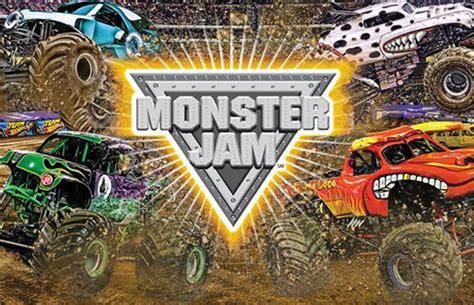 monster truck jam ta fl image gallery monster jam 2016