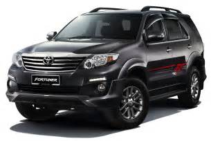 Toyota Fortuner Toyota Fortuner Updated For 2015 In Malaysia Rm172k 180k