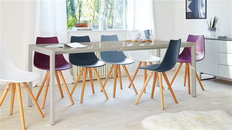 White Dining Table And Coloured Chairs Moulded Dining Chair Plastic Dining Chair Wooden Base