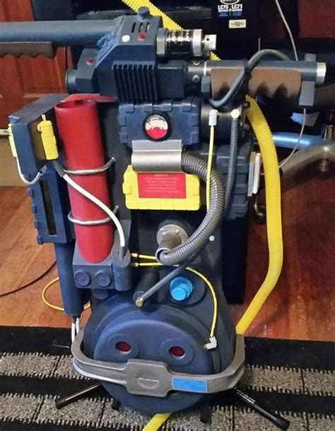 Buy Proton Pack by The Gbsc Are Working On 4 Matching Rgb Themed