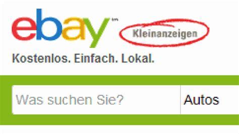 Ebay Kleinanzeigen Auto by Mobile De Schafft Schnittstelle Zu Ebay Autohaus De
