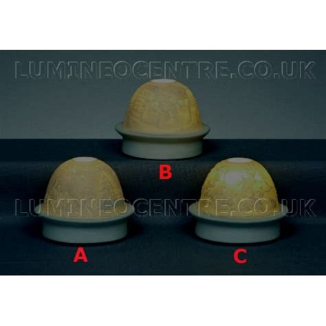 Premier Led Ceramic Night Lights Available In 3 Intricate Premier Led Lights