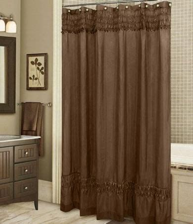 light blue and brown curtains 1000 ideas about brown shower curtains on pinterest