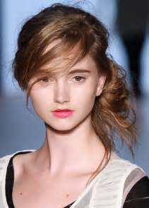 Lazy Girl Hairstyles Easy Hairstyles To Do At Home » Home Design 2017