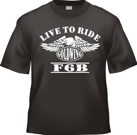 Tshirt New Honda new honda goldwing f6b motorcycle t shirt 100 cotton ebay
