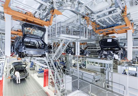 Audi India Factory by Audi Increases A3 E Tron Plug In Hybrid Production In