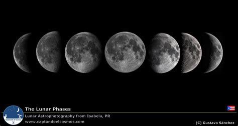 fases de la cuarto creciente 2013 fases de la en septiembre fases lunares captando el