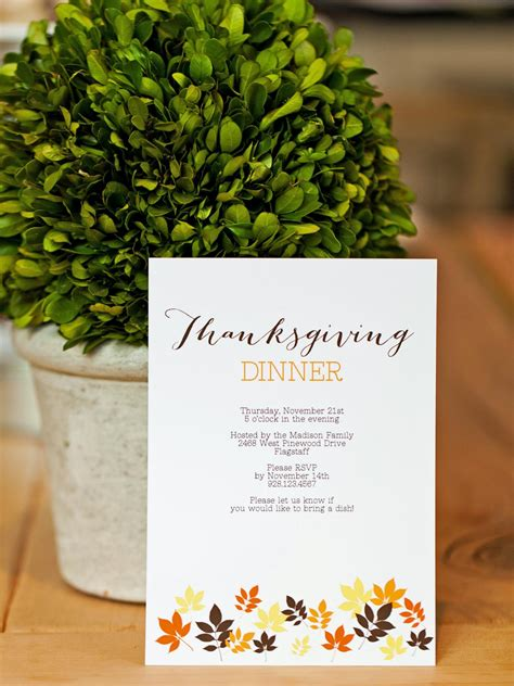 14 Tips On Hosting A by Tips For Hosting A Potluck Dinner For Thanksgiving Plus
