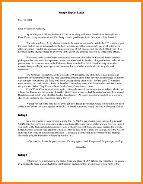 Report Letter For 10 How To Write An Incident Report Letter Sle Emt Resume