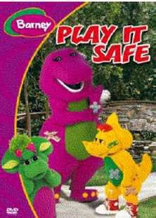 Did These Play It Safe In Lbds At The Sags by Barney Play It Safe Dvd Buy In South Africa