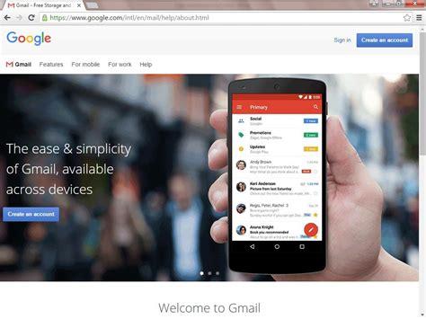 membuatdaftar akun email   gmail