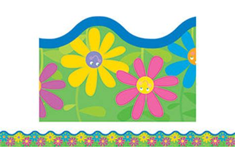 free printable flowers for bulletin boards borders for bulletin boards printable clipart best