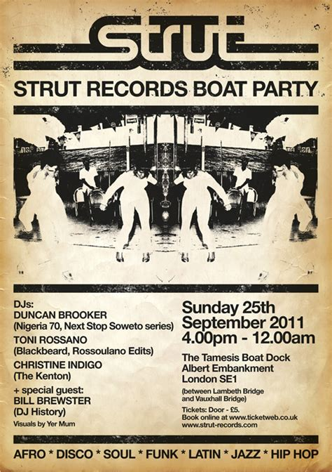 soul boat london reviews the quietus news strut records host boat party in london