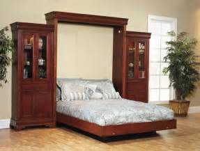 Murphy Wall Bed Louis Phillipe Amish Murphy Wall Bed From Dutchcrafters