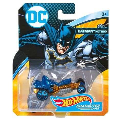wheels dc comics batman rod character car target