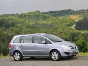 Vauxhall Zafir Vauxhall Zafira 2005 2006 2007 2008 2009 2010 2011