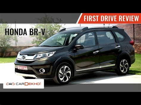 Honda Brv Cover Premium Durable Black honda br v drive review 2016 mp3downloadonline