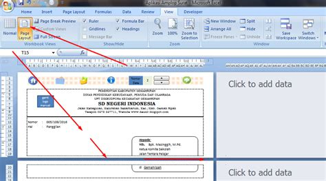 page layout excel tidak aktif mengenal menu view pada microsoft excel deuniv