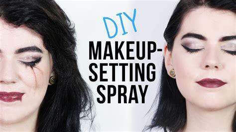 Makeup Setting Spray Wardah diy makeup setting spray