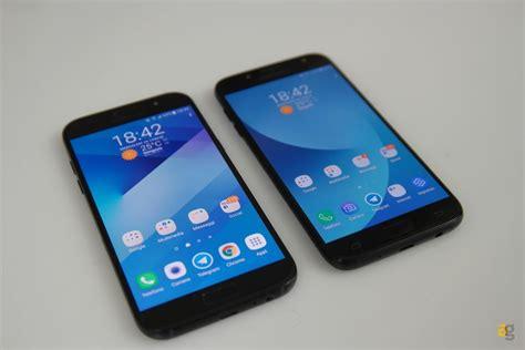 Samsung A5 Vs J5 confronto galaxy j5 2017 versus galaxy a5 2017 andrea