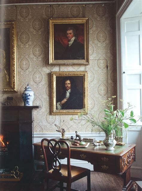 scottish country house design  interior home