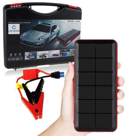Multi Function Car Jump Starter A8 Power Bank 13800mah aliexpress buy 26000 mah car jump starter power bank 12v emergency car battery booster