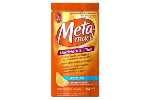 Free Metamucil Fiber Kit Sle by Metamucil Psyllium Fiber Supplement Orange Sugar Free
