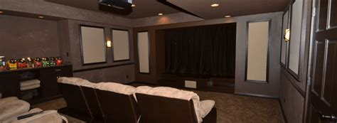 home theater hvac design home theater hvac design show me your soffit avs forum
