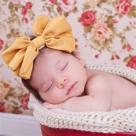 imagenes de bebes vestidos jordan cintillos lazos bandanas el 225 stica ni 241 as bebes reci 233 n