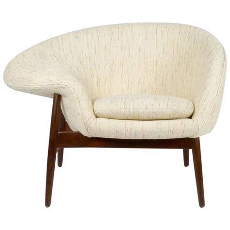 fried couch hans olsen fried egg chair at 1stdibs