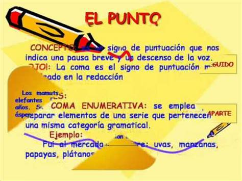 youtube signos de puntuacion signos de puntuacion 1