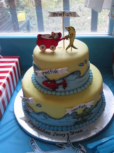 Dr Seuss Cakes Baby Shower by My Daughters Dr Seuss Themed Baby Shower Cake