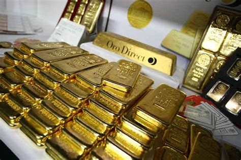 comprar lingotes de oro banco de espa a vuelve la fiebre oro